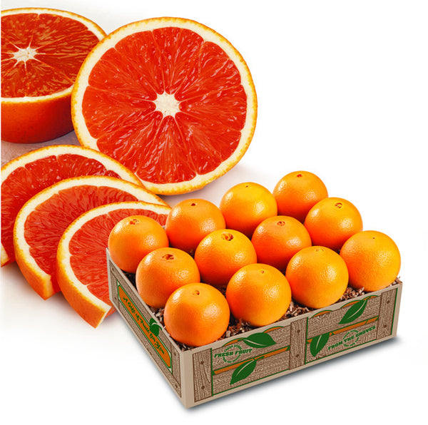 Scarlet Navels - Florida Oranges - Hyatt Fruit Company Florida