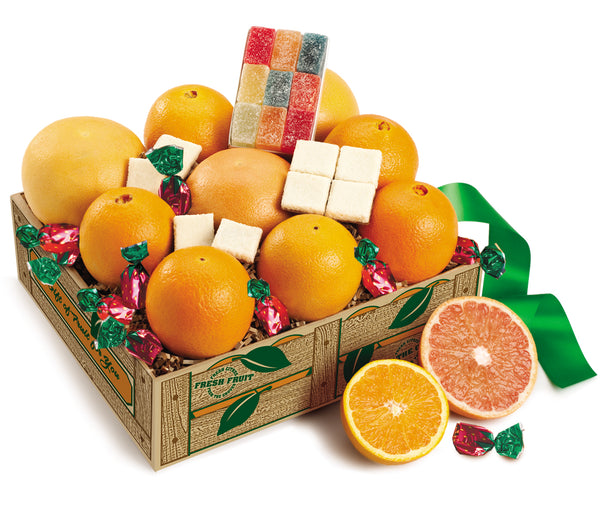 Flrida Citrus and Candy Fruit Gift Box - Hyatt Fruit Company