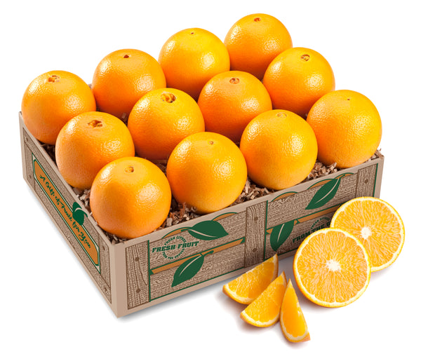 Florida Oranges from Hyatt Fruit Company of Indian River County