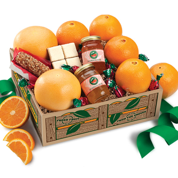 Florida Favorites - Fruit & Candy Gift Set