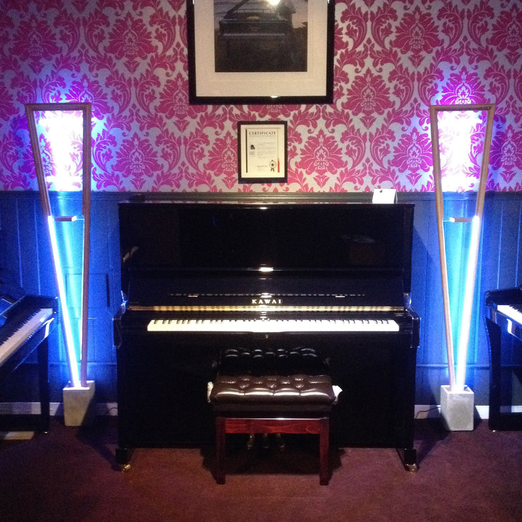 Gordon Bell Pianos- Custom Signage