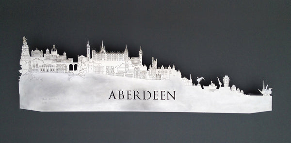 Aberdeen - Brushed Steel