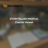 Storyteller Profile: Chantel Vereen
