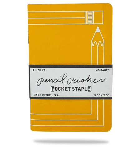 Pocket Staple - Pencil Pusher Edition
