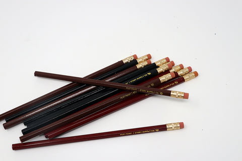 Plot Point Hex Pencil Set