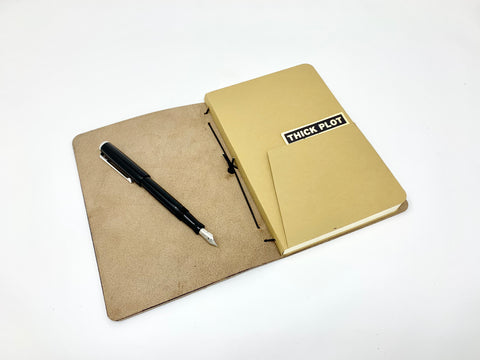 Thick Plot Notebook Insert