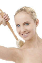 AyaZen Dry Body & Face Brush