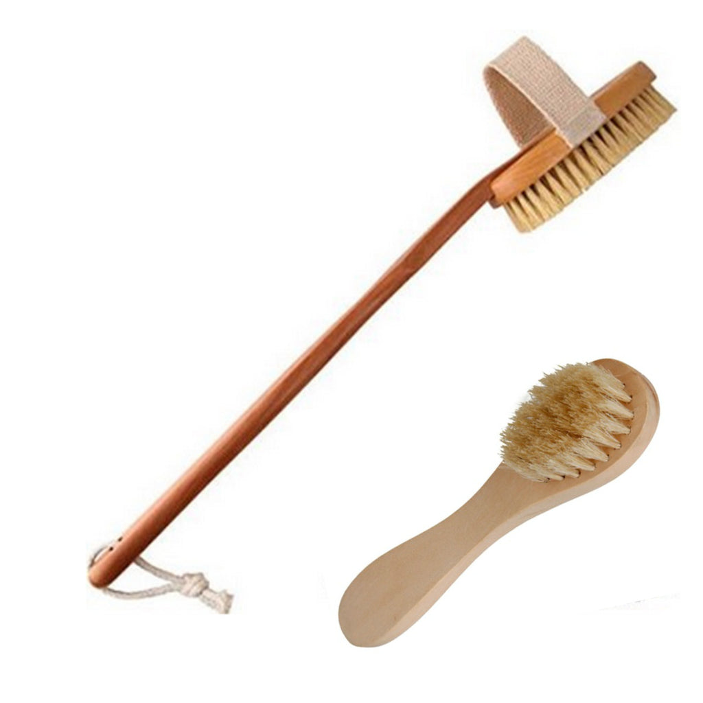 AyaZen Dry Body & Face Brush - AyaZen