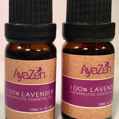 Lavender Essential Oil - AyaZen