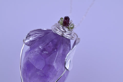 Plump Amethyst Grape