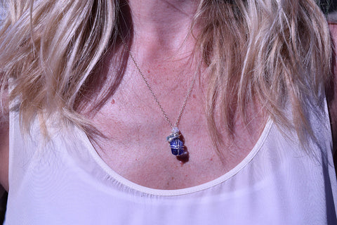 Purple Planet Tanzanite