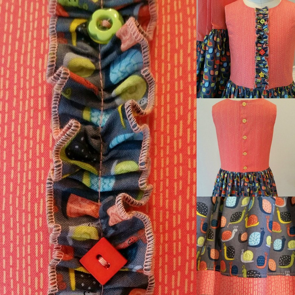 Snips and Snails Dress