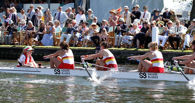 Scullers Head to Basel