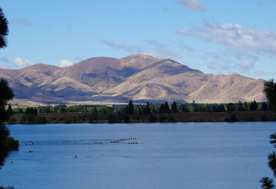 Rowing GAP in New Zealand at the Home of Mahé