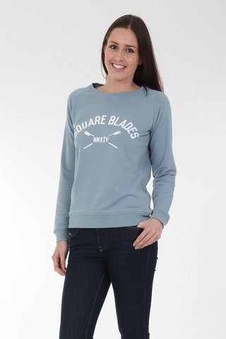 Poulton Established Vintage Sweatshirt - Sweatshirts - Square Blades Rowing Apparel Company