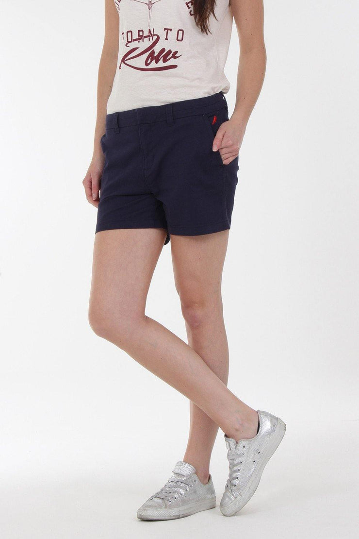 Handley Women's Chino Shorts - Shorts - Square Blades Apparel