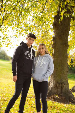 Faulkner New Established Hoodie - Hoodies - Square Blades Apparel