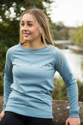 Poulton Boathouse Sweatshirt - Sweatshirts - Square Blades Rowing Apparel Company