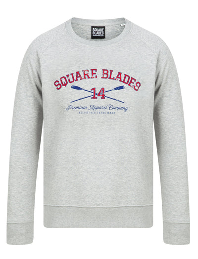 Sutton Men's Sweatshirt - Square Blades