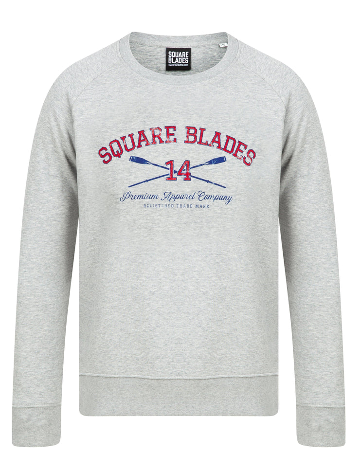 Sutton Crew Neck Sweatshirt - Sweatshirts - Square Blades Apparel