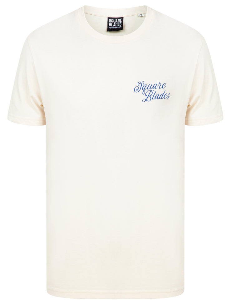 Aldford Men's Script T-Shirt - T-Shirts - Square Blades Apparel
