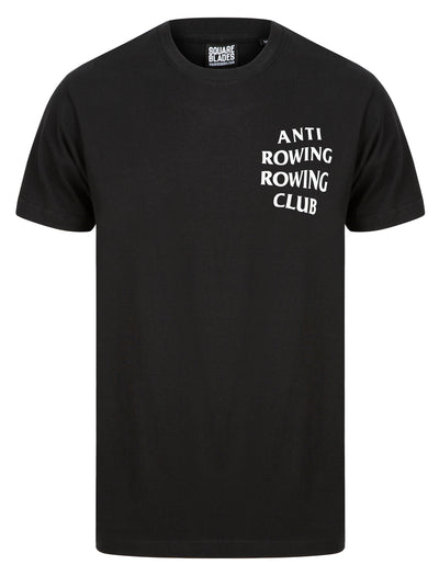 Anti Rowing Rowing Club T-Shirt - Square Blades
