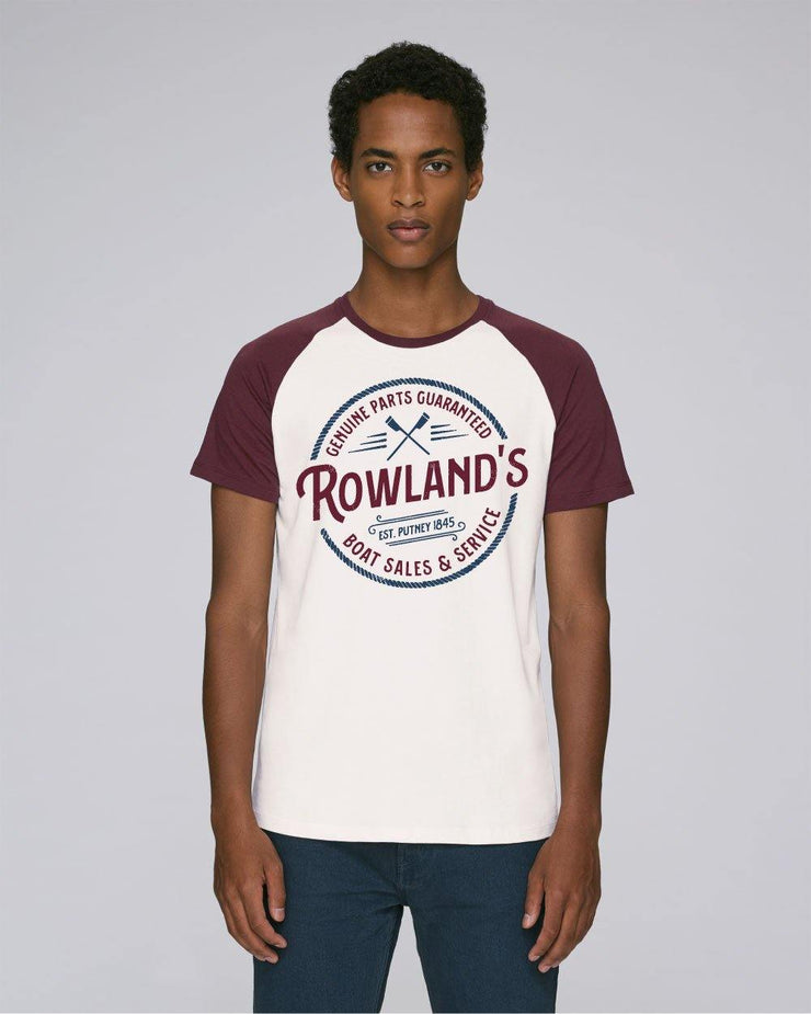 Rowland's Boat Repairs T-shirt - T-Shirts - Square Blades Apparel