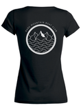 Pulford Dark Mountain Boat Club Women's T-Shirt - T-Shirts - Square Blades Rowing Apparel Company