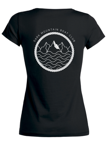 Pulford Dark Mountain Boat Club Women's T-Shirt
