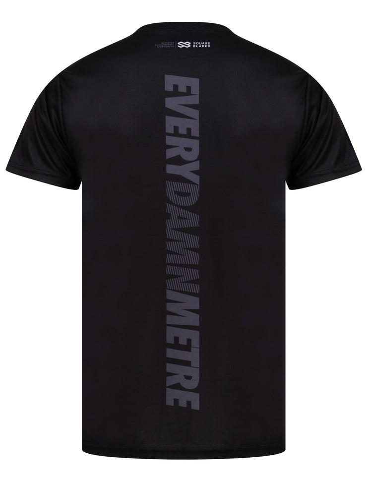 Men's Every Damn Metre T-Shirt - T-Shirts - Square Blades Apparel