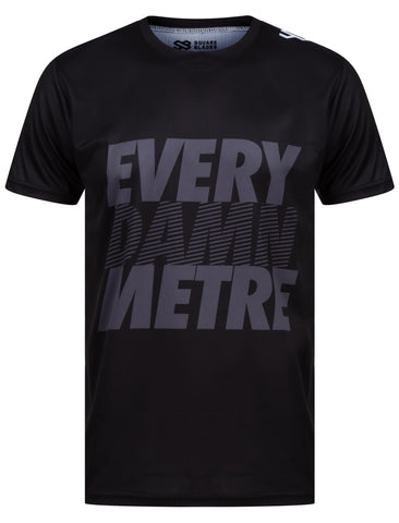 Men's Every Damn Metre T-Shirt - Square Blades
