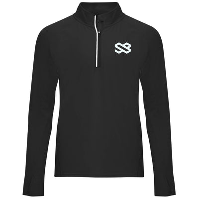 Mercury Mid-Layer Quarter Zip - Square Blades