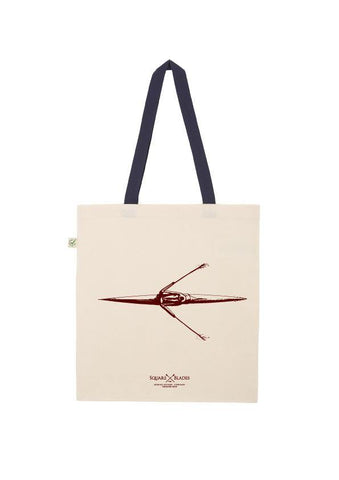 Sculler Tote Bag - Accessories - Square Blades Rowing Apparel Company