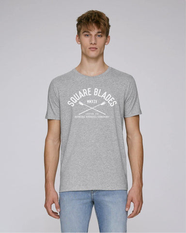 Aldford New Established Men's T-Shirt - T-Shirts - Square Blades Rowing Apparel Company