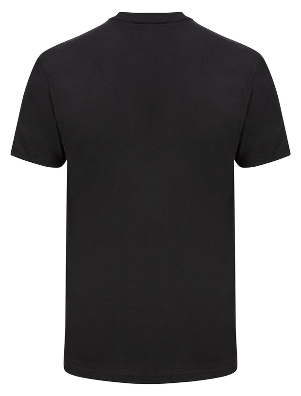 Wallington Logo Crew T-shirt - Square Blades