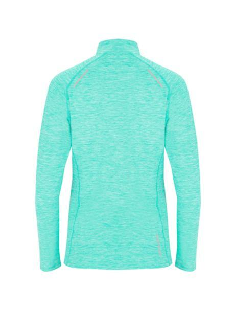 Ceres Mid-Layer Quarter Zip - Square Blades