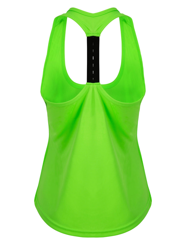 Furrina Sunset Rower Athlete Gym Vest - Vests & Tanks - Square Blades Apparel