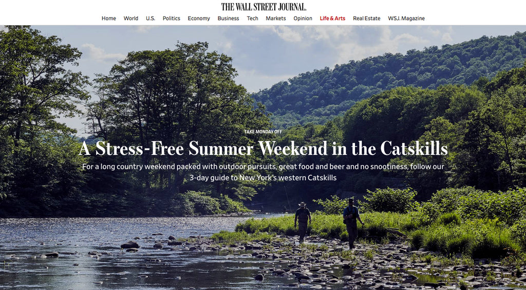 Buck Brook Alpacas | In the Press: WSJ