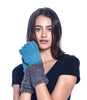 ALPACA GLOVES CARAVELI FULL Azul