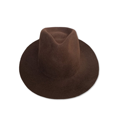 THE ASPEN HAT  brown