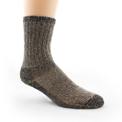 SURVIVAL SOCK MID-WEIGHT FULL CUSHION Fawn