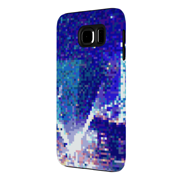 TGN: PIXEL CITY - SAMSUNG GALAXY S6 TOUGH CASE