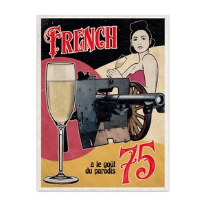 French 75 Poster
