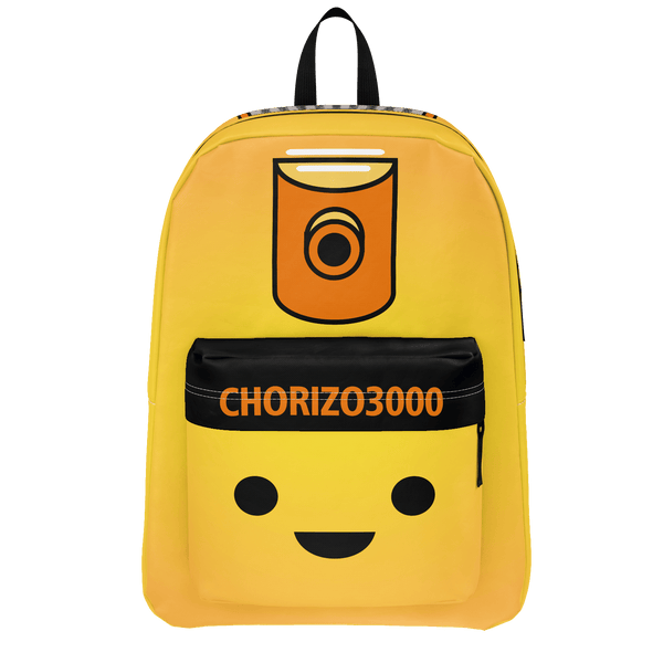 FERNANFLOO: CHORIZIO3000 BACKPACK