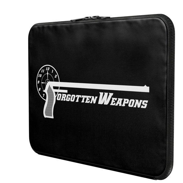 FORGOTTEN WEAPONS: BLACK LAPTOP CASE