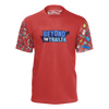BEYOND THE TRAILER: POP RED TORSO T-SHIRT