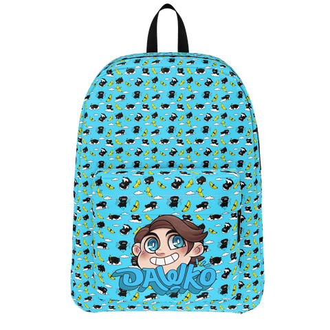 DAWKO: SKYBLUE BACKPACK