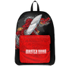 MASTER WONG:  DRAGON BACKPACK