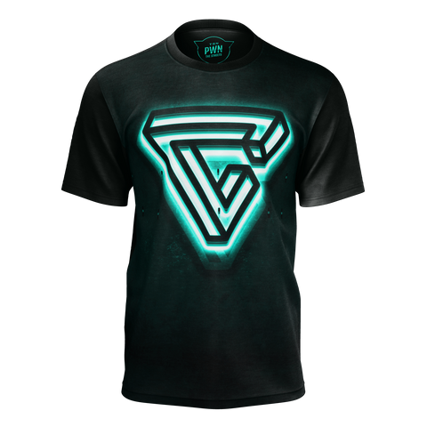 TGN: NEON AFTERGLOW PREMIUM T-SHIRT