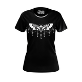 Goth Moth T-Shirt - Women
